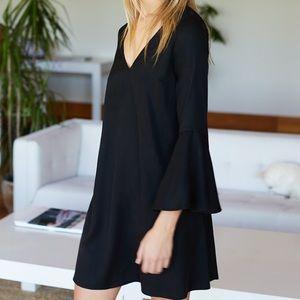 Emerson Fry Bell Sleeve Dress